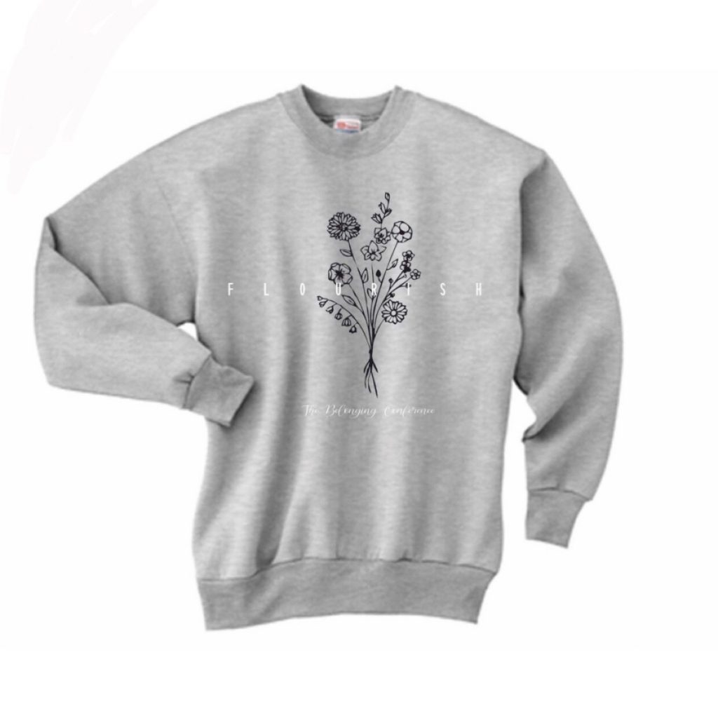 Belonging Sweatshirt Ash