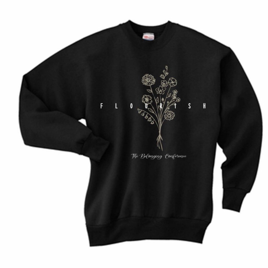 Belonging Sweatshirt Black
