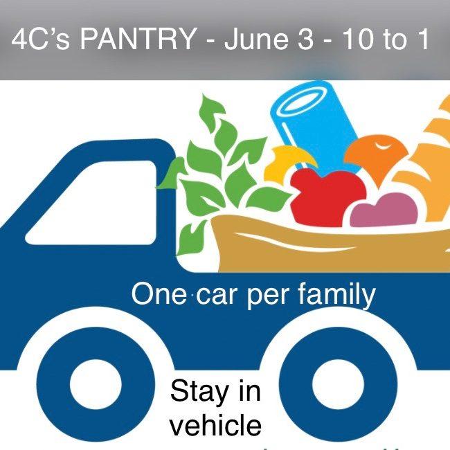 4C's Food Pantry
